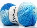 Magic baby - modré odstíny
