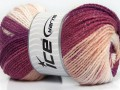 Magic Blitz - purpurovoorchideovosvětle růžovábílá