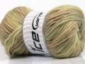 Marvelous čistá vlna - velbloudíkhakibéžová
