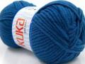 Merino bulky - modrá