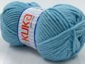 Merino bulky - světle modrá