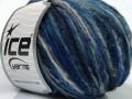 Merino extrafajn colors - námořnickomodré odstíny