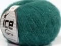 Merinobavlna extrafajn - smaragdově zelená