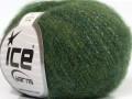 Merinobavlna extrafajn - zelená