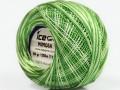 Mimosa - zelené odstíny