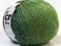 Mirage color - zelené odstíny