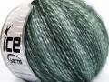 Mirella - zelenočernobílá