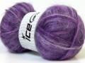 Mohér - purpurové odstíny