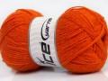 Panenská vlna fajn - oranžová