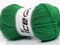 Panenská vlna fajn - zelená