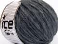Peru Alpaka bulky - šedá melánž