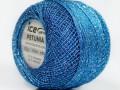 Petunia - modrostříbrná