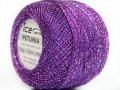 Petunia - purpurovomodrostříbrná 1