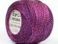 Petunia - purpurovomodrostříbrná