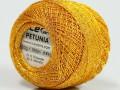 Petunia - žlutozlatá