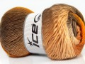 Primadonna - hnědozlatá
