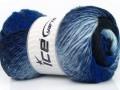 Primadonna - modré odstíny 1