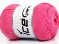 Přírodní bavlna air - růžová