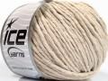 Přírodní bavlna bulky - béžová