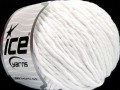Přírodní bavlna bulky - bílá