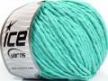 Přírodní bavlna bulky - mátově zelená