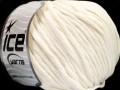 Přírodní bavlna bulky - přírodní bílá