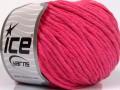 Přírodní bavlna bulky - růžová
