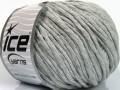 Přírodní bavlna bulky - šedá 1