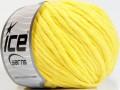 Přírodní bavlna bulky - žlutá
