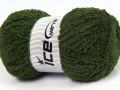 Puffy - džunglově zelená