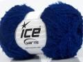 Puffy merino - tmavě modrá