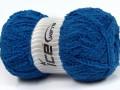Puffy - modrá