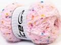 Puffy pompom - světle růžová