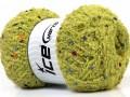 Puffy pompom - světle zelená