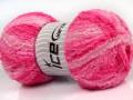 Puffy - růžové odstíny