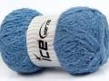 Puffy - světle modrá 1