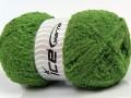 Puffy - zelená 1