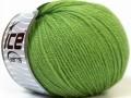Pure - čistá alpaka - zelená