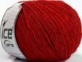 Quipa Alpaka - červená melánž