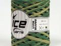 Raffia multi - zelené odstíny 3