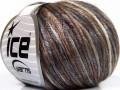 Rockabilly color - hnědošedé odstíny