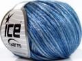 Rockabilly color - modré odstíny