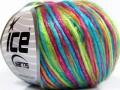 Rockabilly color - tyrkysovozelenofuchsiovozlatá