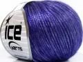 Rockabilly - purpurová
