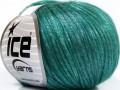 Rockabilly - smaragdově zelená