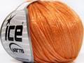 Rockabilly - světle oranžová