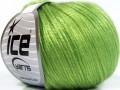 Rockabilly - světle zelená