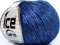Rockabilly - tmavě modrá