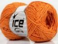 Sally bavlna - oranžová