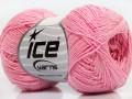 Sally bavlna - růžová